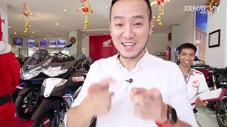 Trúng Honda HR-V khi mua xe máy Honda từ giờ tới Tết Nguyên Đán |XEHAY.VN|