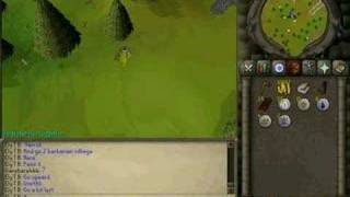 Runescape: How to get pickaxes (Good for 2007 servers!)