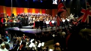 God Save Our Queen - Christchurch Symphony Orchestra (HD)