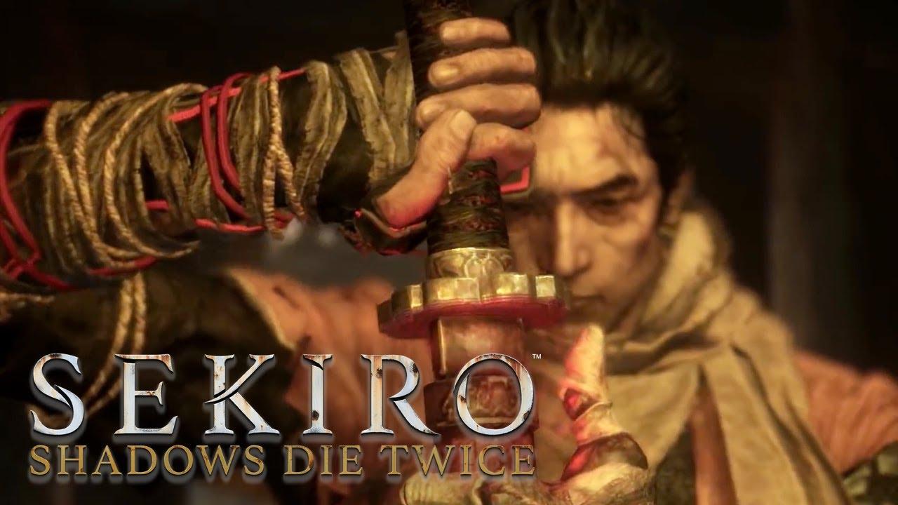 Sekiro Shadows Die Twice Official Trailer Tgs 2018