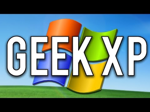 Geek XP - Combining Tablet PC And Media Center Edition (Overview & Demo)