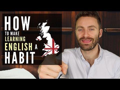 How To Make Learning English a HABIT | 5 Secrets Revealed