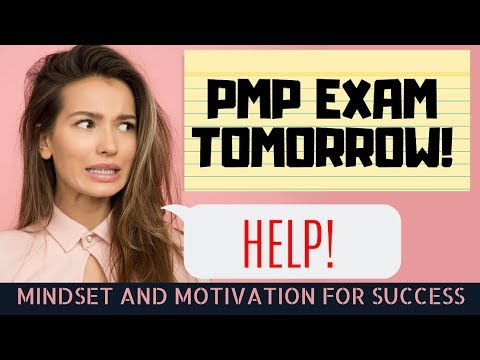 10 POWER TIPS if your PMP Exam is TOMORROW! - Facebook Live