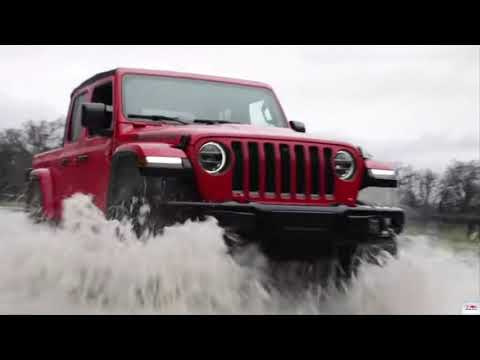 Jeep is bringing the Gladiator to Europe for 2020
