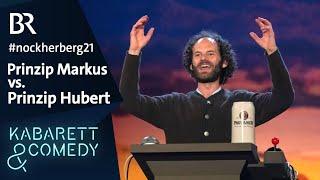Maxi Schafroth – Prinzip Markus vs. Prinzip Hubert