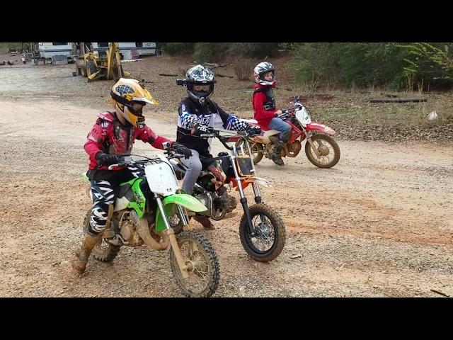 Ktm Children S Motorbikes