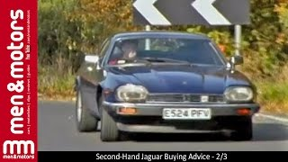 Second-Hand Jaguar Buying Advice - 2/3