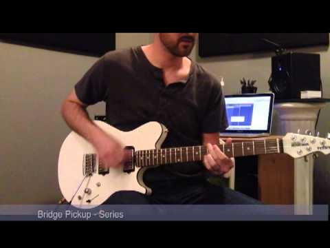 Music Man Reflex Demo Part 2 - Crunch Tone