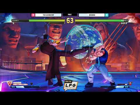 Neutral Ground 8 Street Fighter V TGS ElChakotay vs DeeDogg