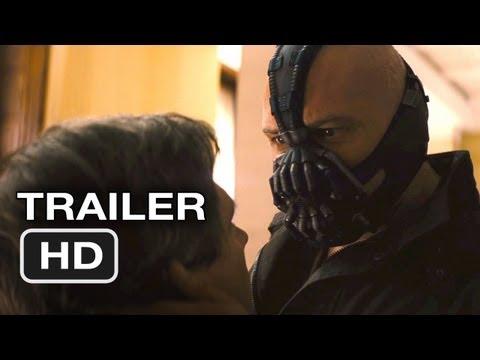 The Dark Knight Rises Official Trailer #3 (2012) Christian Bale, Christopher, Batman Movie HD