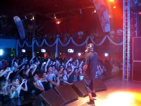 Chamillionaire LIVE - Ridin' Dirty - Belo Horizonte - Brazil!