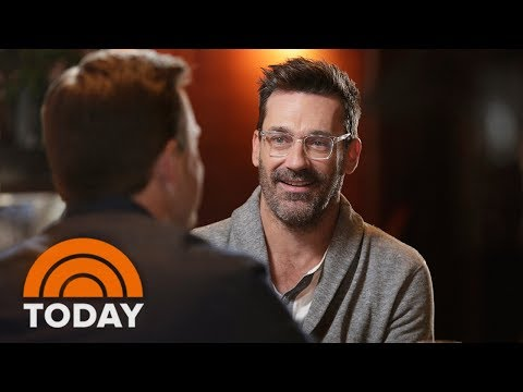 After 'Mad Men' Ended, Jon Hamm Knew He Didn't Want To Play Don Draper Again | TODAY