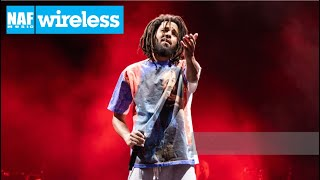J Cole - ATM LIVE | Wireless Festival 2018