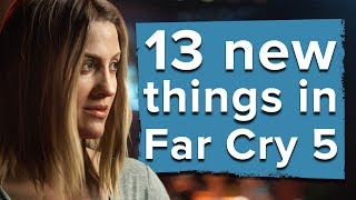 13 new things in Far Cry 5 - Far Cry 5 reveal trailer