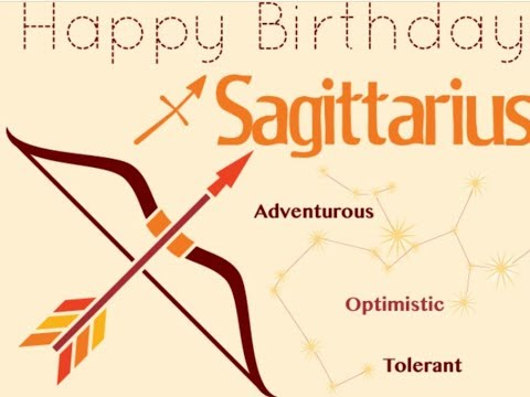 Sagittarius,  Tarot Reading December 10,23,2018  Keep Charging Ahead!!! Happy Birthday!!