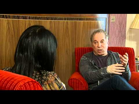 Paul Simon interview on the music of today