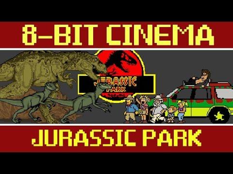 Jurassic Park - 8 Bit Cinema