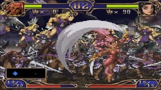 Let's rePlay Dragon Force II [Izumo] Part 26
