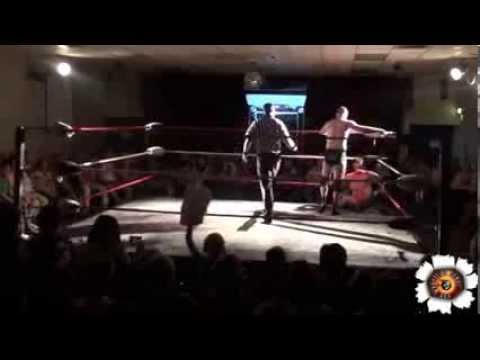 Pro Wrestling Chaos 1: Mike Bird Vs Dave Mercy