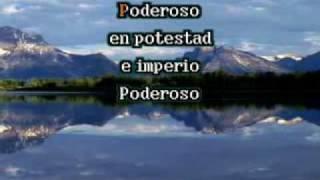 Danilo Montero - Karaoke Pista - Sentado En Su Trono
