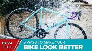 Gambar cover 5 Ways To Instantly Make Your Road Bike Look Even Better