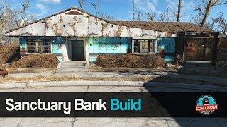Fallout 4   Sanctuary Bank Build