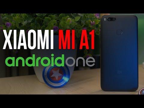 Xiaomi Mi A1 на Android One и копия Xiaomi Mi5x