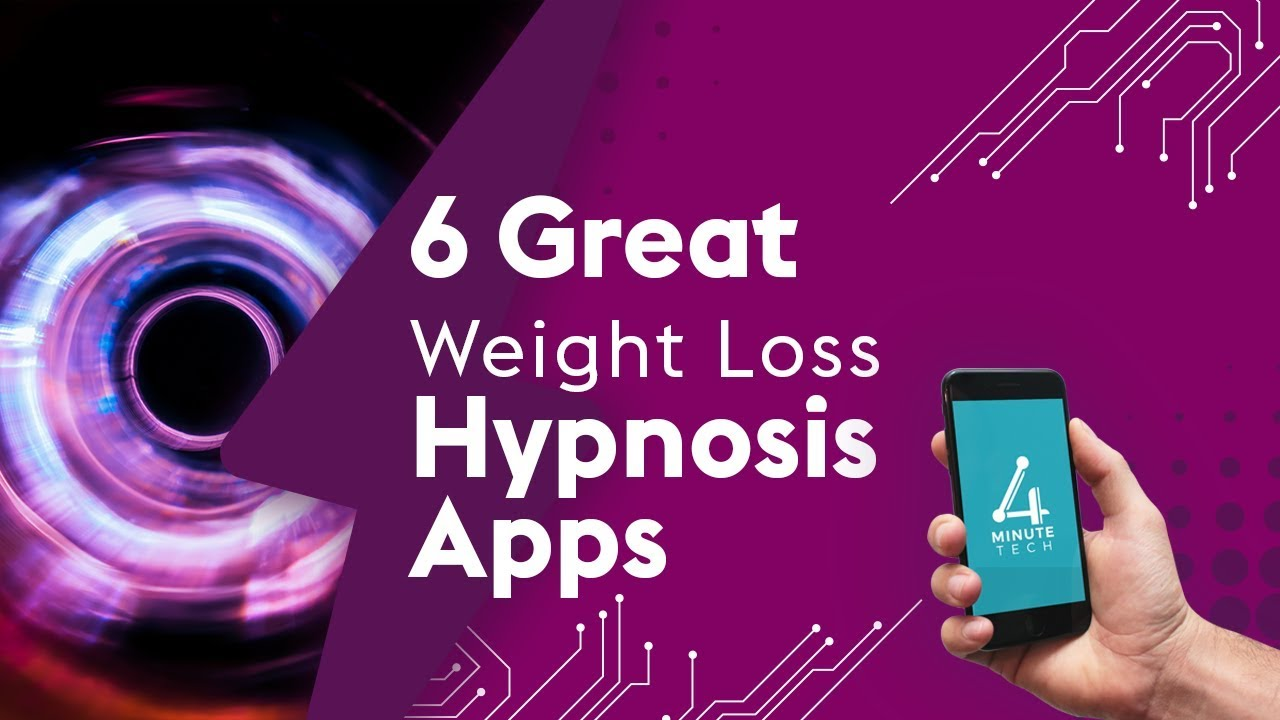 Hypnosis for Weight Loss - 4 Minute Tech
