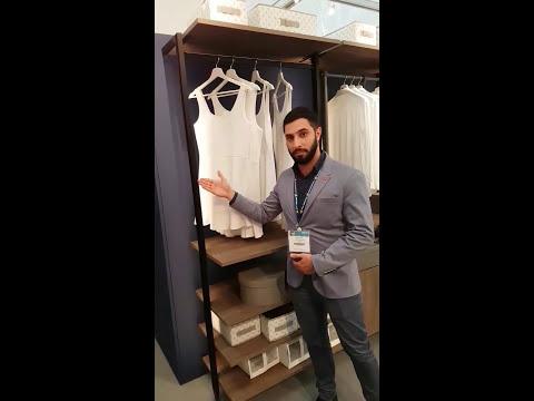 Мир мебели гардеробные системы
