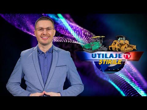 Știrile Utilaje TV | Ediția numărul 29
