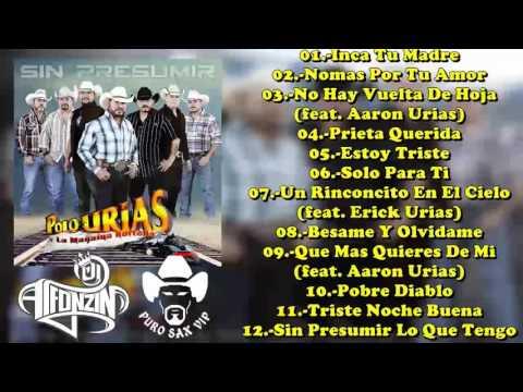 Polo Urias y Su Máquina Norteña 2017 Álbum Completo