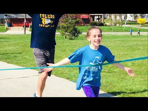 GOTR Spring 2018 Practice 5K at Toledo Christian Schools