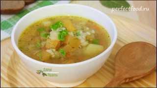 Постный суп с репой и картофелем - видео-рецепт(Видео-рецепт - как приготовить постный (веганский) суп с репой, картофелем и рисом. Рецепт в текстовом виде..., 2014-03-06T17:59:58.000Z)
