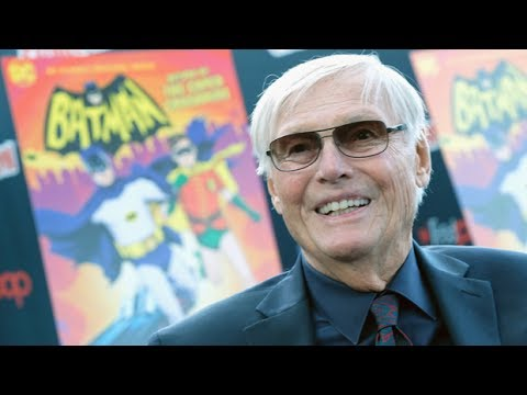 Adam West, TV's Batman, dead at 88