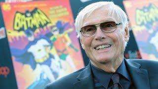 Video Adam West, TV's Batman, dead at 88 download MP3, 3GP, MP4, WEBM, AVI, FLV November 2017