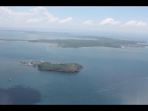 Flying to Penghu / Pescadores Islands / 澎湖 (Slideshow / 幻燈片), Taiwan / 臺灣 / 台灣 / 대만