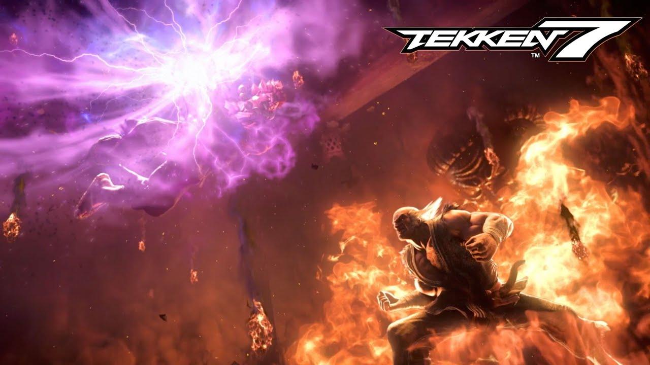 Tekken 7 – E3 Trailer | XB1, PS4, PC - YouTube