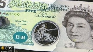 Bank of England switches from paper to plastic currency