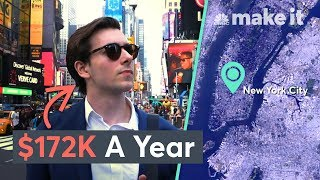 Living On $172K A Year In NYC | Millennial Money