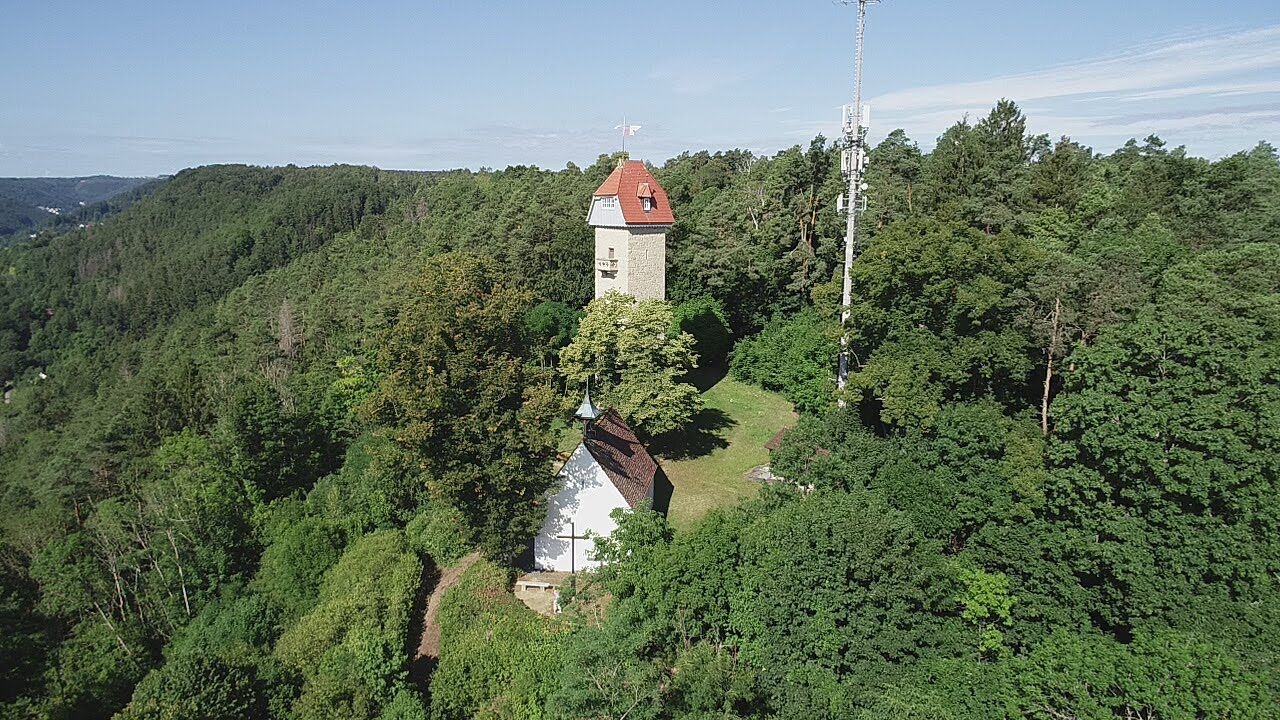 Die Ottilienkapelle in Horb am Neckar