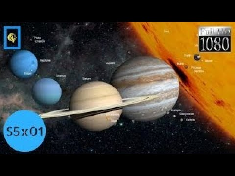 ᴴᴰ The Universe 7 Wonders of the Solar System (S5x01) 1080p