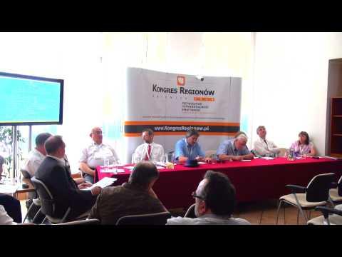 Kongres Regionów w Świdnicy - relacja z panelu Konferencja: Muzeum i Samorząd Terytorialny