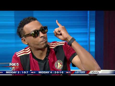 Rapper releases new song for Atlanta United