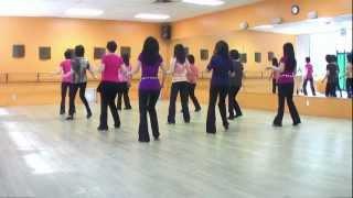 Jetty Jump -Line Dance (Dance & Teach in English & 中文)