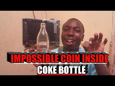 How Impossible magic bottle and coin
