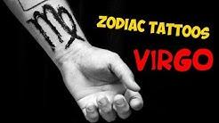 Zodiac Signs Tattoos: Virgo