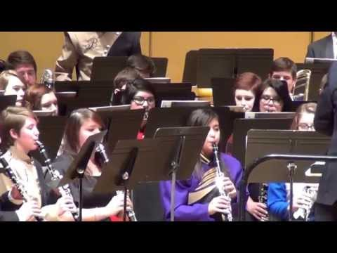 2015 All-Region HS Symphonic Band -Liadov Fanfare