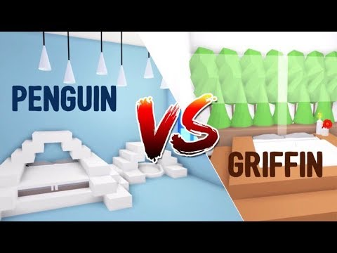 Griffin Vs Penguin Bedroom Design Ideas Building Hacks Roblox