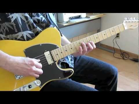 Play Chuck Berry Style - Guitar Lesson