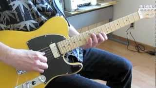 Guitar Lesson: Chuck Berry Style